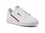 adidas continental 80 blanc g28215