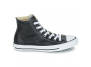 Chuck Taylor All Star Leather noir 132170c femme-chaussures-baskets