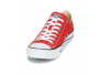 converse chuck taylor all star ox core rouge m9696c femme-chaussures-baskets
