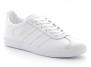 adidas gazelle j cuir-blanc by9147