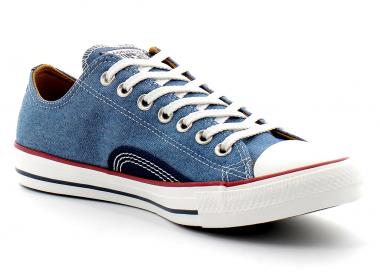 converse chuck taylor all star - ox bleu 171068c 75,00€