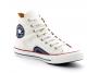 converse chuck taylor all star - hi blanc 171067c baskets-homme