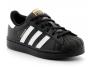 adidas superstar noir-blanc ef5394