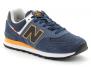 new balance ml574 marine-orange ml574sy2