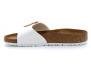 birkenstock madrid big-blanc bk1019814 femme-chaussures-mules-sabots