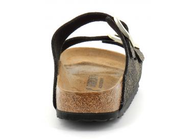 birkenstock arizona w black-gold bk1019372 80,00€