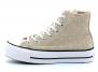converse chuck taylor all star lift beige 571282c femme-chaussures-baskets-a-plateforme