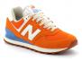 new balance 574 orange wl574vi2