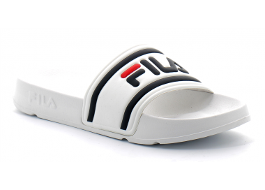 fila morro bay slipper blanc 1010901-1fg 25,00€