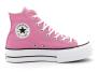 converse chuck taylor all star lift rose 571631c femme-chaussures-baskets