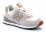 new balance 574 pink wl574sp2