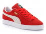 puma baskets suede classic xxi rouge 380560-02