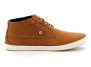 faguo wattle suede marron f16cg0301-bro09 boots-bottines