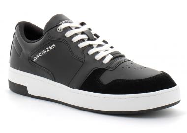 calvin klein sneakers noir ymoymoo286beh €100.00