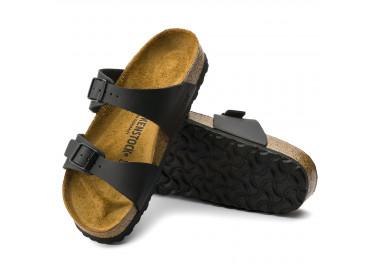 birkenstock sydney birko-flor® noir-mat bk088793 75,00€