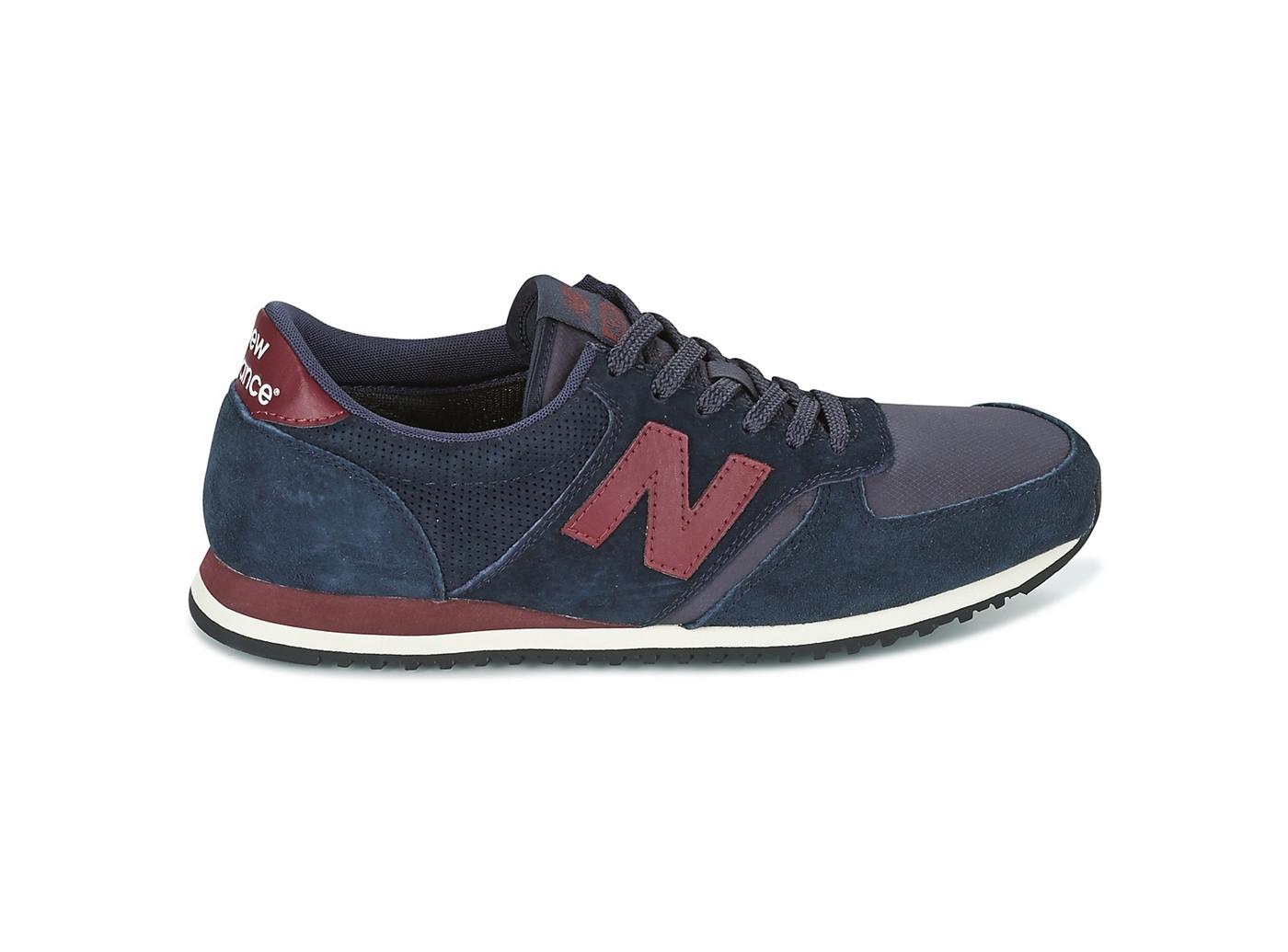 new balance u420 bleu et rouge