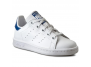 adidas stan smith blanc-bleu bb0694----